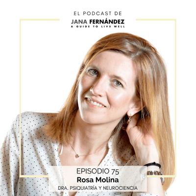 El podcast de Jana Fernández - Qué es y cómo evitar el síndrome del trabajador quemado con descanso y una adecuada gestión del estrés, con la dra. Rosa Molina
