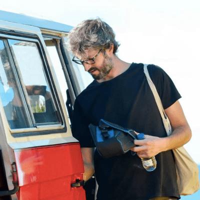 Un Gran Viaje - Viviendo y viajando en furgo desde 2018, con Iñigo Mendía | 74