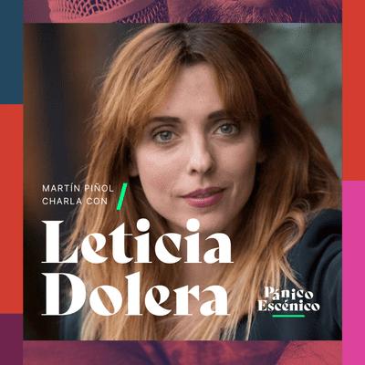 Pánico escénico - Leticia Dolera en Pánico Escénico