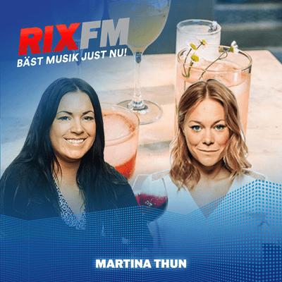 Martina Thun - Sommardrinkar för alla – sommelierens bästa tips!