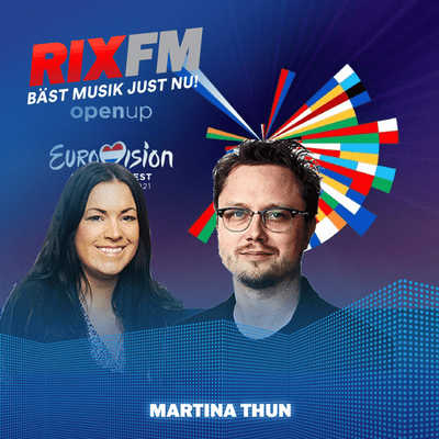 Martina Thun - Så blir årets Eurovision och så går det för Tusse!