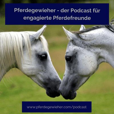 Pferdegewieher - Pferdewissen für engagierte Pferdemenschen - Episode 31 - Gesundheitliches Pferdetraining mit Stangen