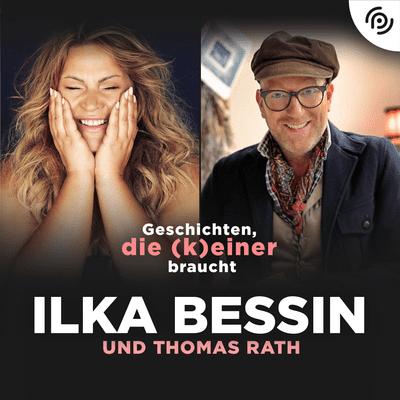 Geschichten, die (k)einer braucht mit Ilka Bessin - Thomas Rath über Leggins,  Mode in Zeiten von Corona und Holiday on Ice-Kostüme