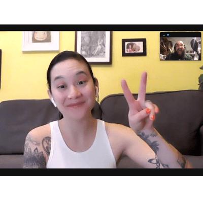 Turned Out A Punk - Episode 345 - Michelle Zauner (Japanese Breakfast, Author, Little Big League