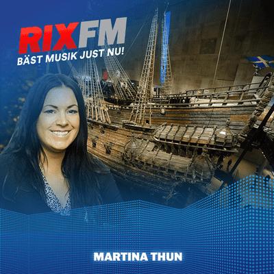 Martina Thun - Allt om Vasa-skeppet!