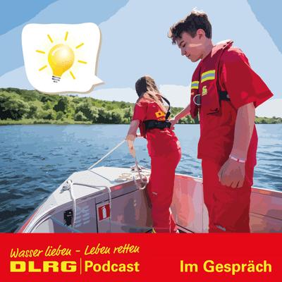 """DLRG Podcast - DLRG """"Im Gespräch"""" Folge 038 - DLRG-Mitglieder im Einsatz für die Wissenschaft"""