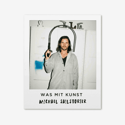Was mit Kunst - Ein Podcast von und mit Johann König | Podimo - ...mit Michael Sailstorfer