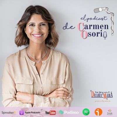 El podcast de Carmen Osorio - Salud digital: cómo nos afecta la tecnología y claves para su buen uso.