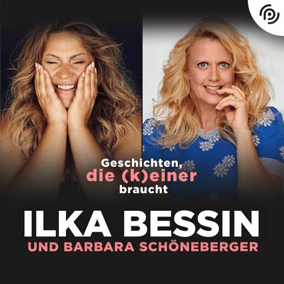 Geschichten, die (k)einer braucht mit Ilka Bessin - Barbara Schöneberger über die besten Geschenke, Fans und Altherrenwitze
