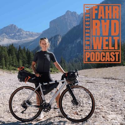 Die Wundersame Fahrradwelt - Wiebke Lühmann - Einfach machen! (Mit Gravelbike und Zelt)