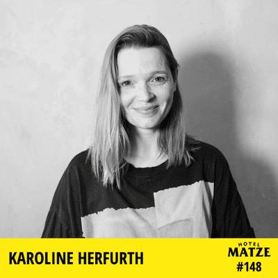 Hotel Matze - Karoline Herfurth – Woher weißt du, was richtig für dich ist?