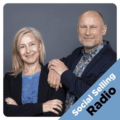 Social Selling Radio - Sådan bruger du bedst Synes godt om, Kommenter og Del knapperne på LinkedIn