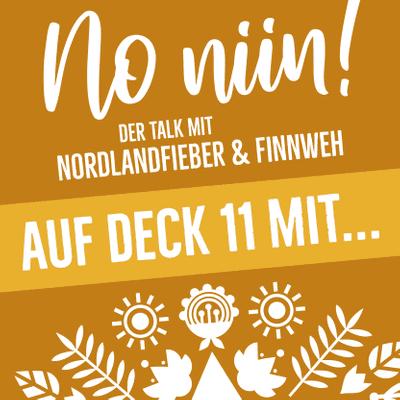 """No Niin! Der Podcast mit Nordlandfieber & Finnweh - Auf Deck 11 mit Lara von """"From Iceland with Love"""""""