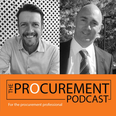 The Procurement Podcast - Episode 001: The Procurement Podcast - Your hosts, Andy Franks and Christophe Barriere-Varju