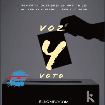 El Kombo Oficial - Voz y Voto (Contracorriente)