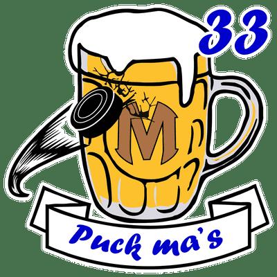 Puck ma's - Münchens Eishockey-Stammtisch - #33 Redmond-Bier und Kossila-Sauna garniert mit einer Fan-Schelte