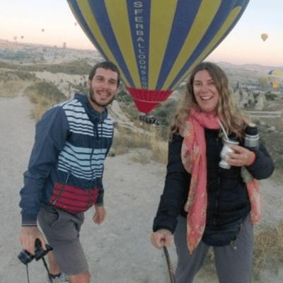 Un Gran Viaje - Flor y Luis, 14 meses por Europa y Asia. La ruta del mate |11
