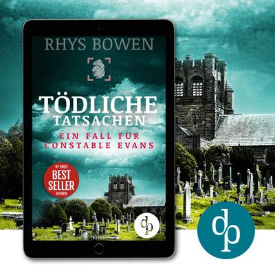 Buchplausch - Tödliche Tatsachen von Rhys Bowen