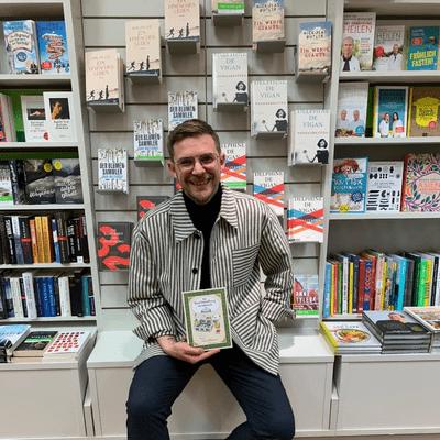 Wertvolle Stunden - Literarischer Nerd - Rauchen, Single Time und Literatur - Florian Valerius (Buchblogger, Buchhändler)