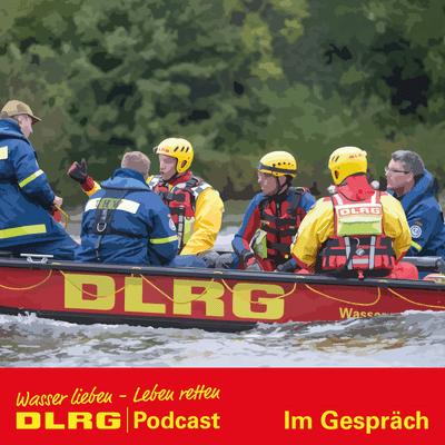 """DLRG Podcast - DLRG """"Im Gespräch"""" Folge 032 - Europäischer Katastrophenschutz"""