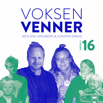 Voksenvenner - Episode 16 - Podcastfestival og superquiz