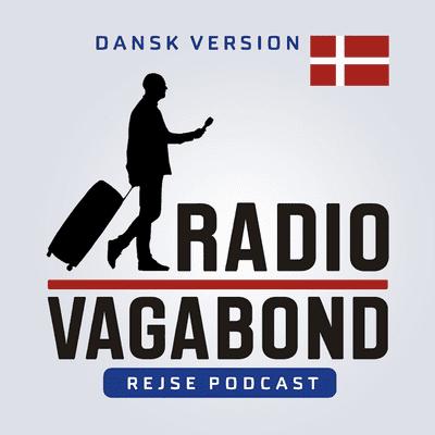 Radiovagabond - 190 - Robin er en anderledes fuldtids-rejsende
