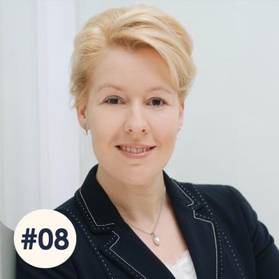 100 Frauen* - der Podcast über modernen Feminismus - #08 Dr. Franziska Giffey // Bundesministerin für Familie, Senioren, Frauen und Jugend