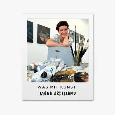 Was mit Kunst - Ein Podcast von und mit Johann König | Podimo - ...mit Mona Ardeleanu