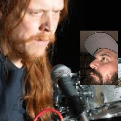"""Turned Out A Punk - Episode 262 - Chris """"Opie"""" Moore (Negative Approach, Youth Patrol, Crossed Wires)"""