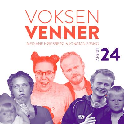 Voksenvenner - Episode 24 - sommerferieminder og sæsonafslutning