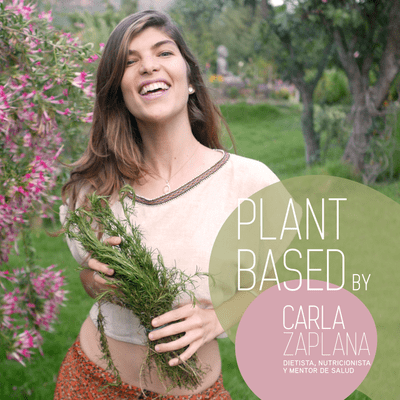 PLANT BASED by Carla Zaplana - 9. Suplementación