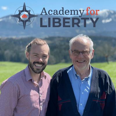Podcast for Liberty - #218: Herausfordernde Zeiten für den Mittelstand, Anton Heindl