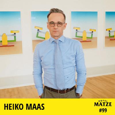 Hotel Matze - Heiko Maas – Was bedeutet das Wort Krise für dich?
