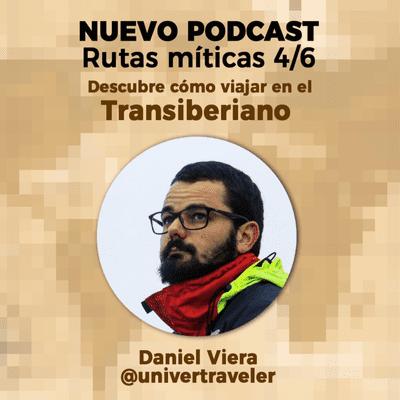 Un Gran Viaje - Rutas míticas: Viajar en el Transiberiano, con Dani Viera |33