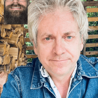 Turned Out A Punk - Episode 359 - Charlie Angus (Grievous Angel, L'Etranger, MP for Timmins/ James Bay)