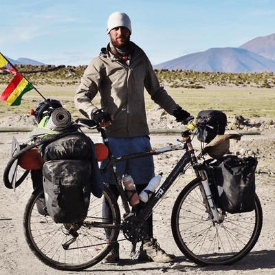 Un Gran Viaje - Javier Colorado. Tres años de vuelta al mundo en bici |13
