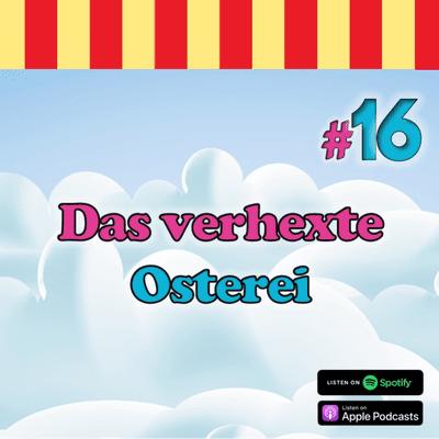 Inside Neustadt - Der Bibi Blocksberg Podcast - #16 - Das verhexte Osterei