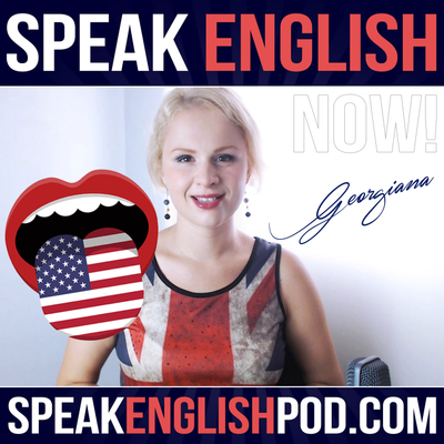 Speak English Now Podcast: Learn English | Speak English without grammar. - #102 Going to the Bank in English (rep) ESL