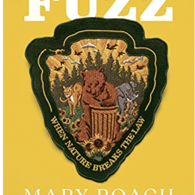 The Avid Reader Show - Episode 627: Mary Roach - Fuzz: When Nature Breaks The Law