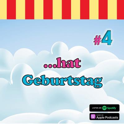 Inside Neustadt - Der Bibi Blocksberg Podcast - #4 - Bibi hat Geburtstag