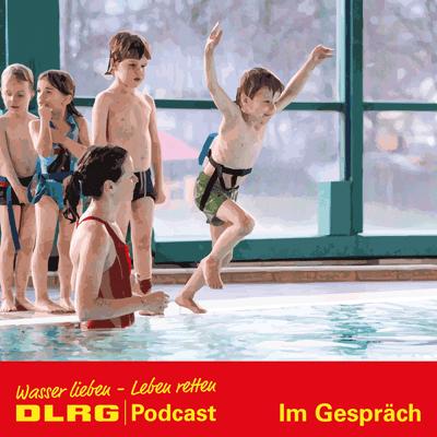 """DLRG Podcast - DLRG """"Im Gespräch"""" Folge 014 - Gegen Bädersterben: Wie das Hallenbad Baienfurt erfolgreich gerettet wurde"""