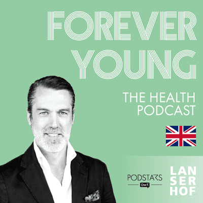 Forever Young (Eng) - The Health Podcast - #05 - Don't Panic! With Christian Fein