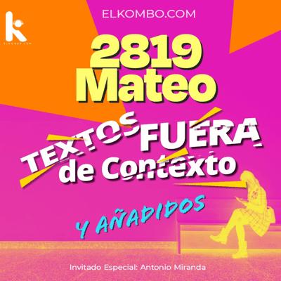 El Kombo Oficial - Textos Fuera de Contexto (Serie E12)