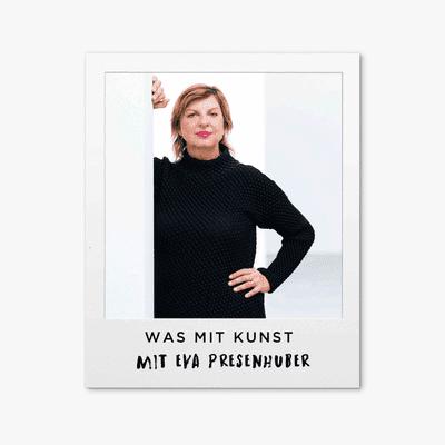 Was mit Kunst - Ein Podcast von und mit Johann König | Podimo - ...mit Eva Presenhuber