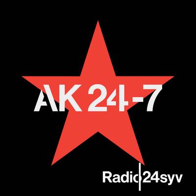AK 24syv - Pamela Anderson springer ud som digter og Tommy Kenter forlader teatret