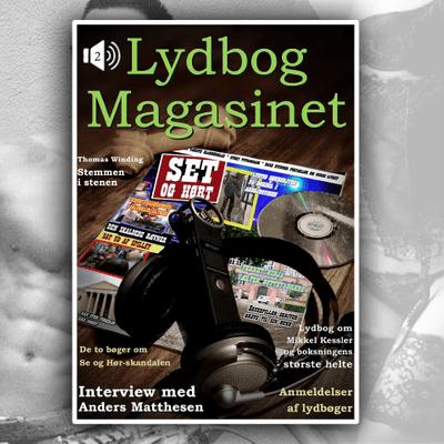 Lydbogmagasinet - Lydbogmagasinet 2