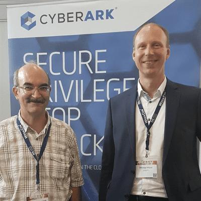 Insider Research im Gespräch - EIC 2018: Interview mit CyberArk: Neue Chancen im Identity-Geschäft