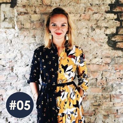 100 Frauen* - der Podcast über modernen Feminismus - #05 Kristina Lunz // Feministische Außenpolitik