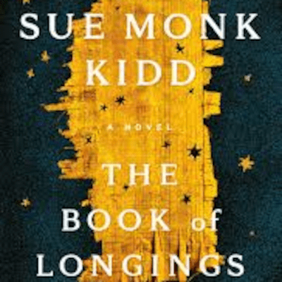The Avid Reader Show - The Book Of Longings. Sue Monk Kidd