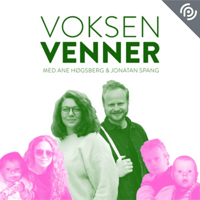 Voksenvenner - Episode 6 - Forventninger og ferie-snak